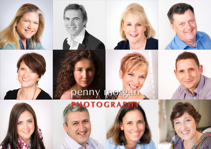 Professional headshots - wall of fame